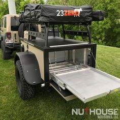 Expendition off road camper trailer Camping Trailer Diy, Bug Out Trailer, Off Road Camper Trailer, Trailer Build, Truck Camping, Camper Trailers, Off Road Camping, Rv Campers, Travel Trailers