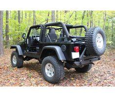 His Jeep Wrangler
