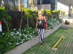 Criação Fashion: Eu gosto muito do preto e branco, principalmente r...
