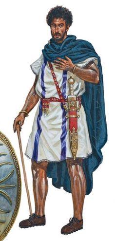 Centurión en Egipto 117-138 dC