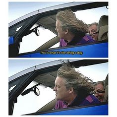Haha James May. Love Jezza's face in this!!