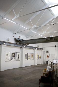 Linnman Gallery, Photo: Jesper Waldersten