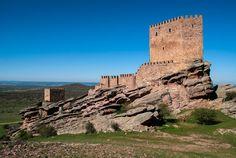 Campillo de Dueñas, Spain — Tower of Joy