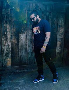 b96e31339a Streetwear Fit Of The Day – Stone Island teamed with Gosha Rubchinskiy
