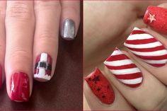 16 best nail art designs for christmas