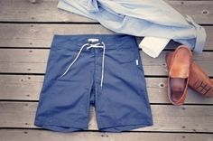 BLOGGED | TrendHimUK: Short Story: Men & Shorts  #menswear #menstyle #summer