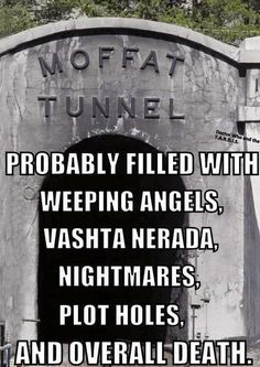 Moffat Tunnel from Doctor Who Tardis, Doctor Who Meme, Vashta Nerada, Female Doctor, Torchwood, Time Lords, How To Run Faster, Dr Who, Superwholock