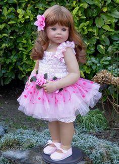 Saturday's Child Brunette - Master Piece Dolls