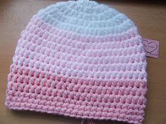 Návod na kulíška Crochet Beanie, Crochet Hats, Beanies, Winter Hats, Barbie, Homemade, Knitting, Pattern, Inspiration
