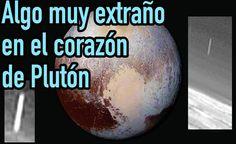 New Horizons Registra Algo Muito Estranho Voando Sobre o Coração de Plutão (UFOs?)