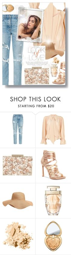 """""""Untitled #691"""" by beautifulplace ❤ liked on Polyvore featuring GRLFRND, Chloé, Phase Eight, Jessica Simpson, Old Navy, Vince, Cartier, Bobbi Brown Cosmetics and Too Faced Cosmetics"""