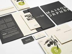 Maison Orphée |Branding on Branding Served