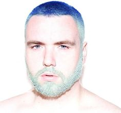 Men Are Dyeing Their Beards Pastel Hues, and We Have All the Details on Trying the Trend   #mensstyle #beardlife