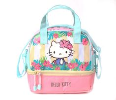 d618331d9f Hello Kitty Lunch Bag  Tropical Pink