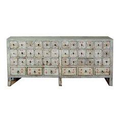 1stdibs | Antique Chinese Medicine Cabinet