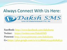 Now Bulk SMS Marketing Made Easy in Jaipur, India. Daksh SMS Delivers the Excellent Quality Bulk SMS Marketing Campaigns. For Online Support Call Us + 91 9983388855