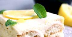 Le tiramisu citron et Limoncello ! Une recette fraîche, originale et vraiment délicieuse :) Limoncello, Beignets, Biscotti, Feta, Vitamins, Cheesecake, Deserts, Pudding, Nutrition