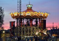 Présentation - Le Carrousel des Mondes Marins - Les Machines de l'île - Les Machines de l'île