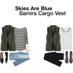 Stitch Fix Stylist - I have a cargo jacket in my wardrobe but would love this vest! Thx! Anne