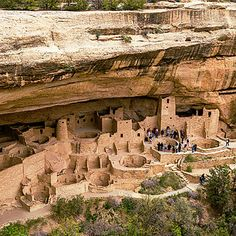 Mesa Verde National Park - 35 Iconic Southwest Sights to see on a Southwest road trip - Sunset