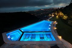 136 Outdoor Pools with Amazing View – Futurist Architecture Cool Swimming Pools, Cool Pools, Bass, Paradise Places, Spa Design, House Design, Dream Pools, Pool Houses, Outdoor Pool