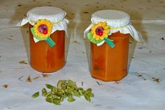 Marmellata di zucca e cardamomo - Home made pumpkin jam with cardamom (se qualcuno sa tradurlo meglio, che si faccia avanti :-D )