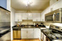 City Square Bellevue Apartments - Downtown Bellevue - Interior - Kitchen
