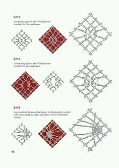 Online shopping from a great selection at Arts, Crafts & Sewing Store. Bobbin Lace Patterns, Bobbin Lacemaking, Types Of Lace, Yarn Thread, Lace Heart, Point Lace, Lace Jewelry, Needle Lace, Scrappy Quilts