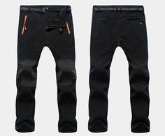 Winter Outdoor windproof snowboard pants men snow pants trousers waterproof windproof warm Breathable ski pants
