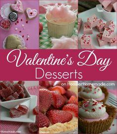 Valentine's Day Dess