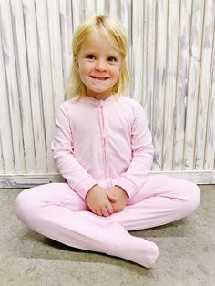 Sweet plaid unisex infant sleeper Perfect fallwinter color.