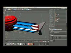 Creating an unfolding animation in Cinema 4D