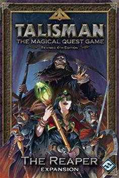 Talisman : The Reaper