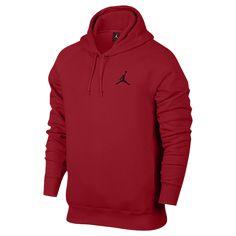c332bea26 Jordan Flight Fleece Pull Over Hoodie - Men's Fleece Hoodie, T Shirt,  Hooded Jacket