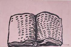 Philip Guston (1913-1980) – Untitled (Book) (1968)
