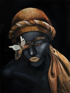 Karahan Frame Gardening might be a impressive healing resource, primarily of these complicated times. Art Black Love, Black Girl Art, Art Afro, Tableau Pop Art, L'art Du Portrait, Photographie Portrait Inspiration, African Art Paintings, Black Art Pictures, Africa Art