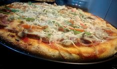 Varomeando: Pizza estilo Telepizza