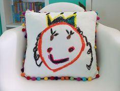DIY Minky Cushions