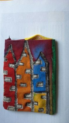 Hundertwasser building inspired Textiles, Inspired, Building, Projects, Inspiration, Hundertwasser, Log Projects, Biblical Inspiration, Blue Prints