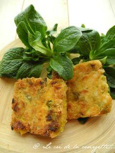 Galettes poireaux et tofu Easy Baking Recipes, Tofu Recipes, Vegetable Recipes, Healthy Recipes, Veggie Food, Vegetarian Cooking, Healthy Cooking, Vegetarian Recipes, Healthy Eating