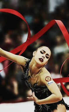 Margarita Mamun Ribbon 2016 GP Moscow