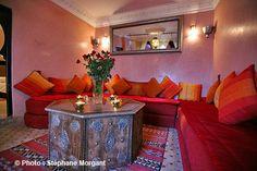 €48 to 68 per night ::: Riad Difani - Marrakech