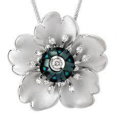 Diamond-in-a-Pearl Necklace JH Faske Jewelers (979) 836-9282
