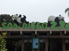Sandiego Zoo- went in 2003 but taking kids in july 2013