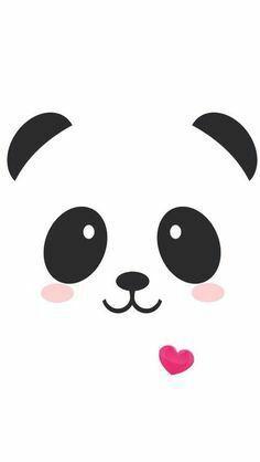 Panda kawaii iPhone wallpaper cute- another one for Panda Wallpaper Iphone, Sf Wallpaper, Cute Panda Wallpaper, Panda Wallpapers, Emoji Wallpaper, Cute Cartoon Wallpapers, Cute Faces, Samsung Galaxy S5, Cool Walls