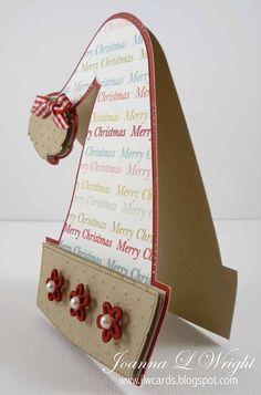 Santa Hat cards and invitations