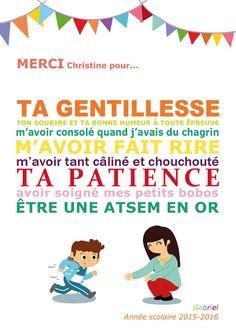 PDF Affiche Merci atsem fille ou garçon
