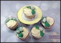 60th Wedding Anniversary cupcakes