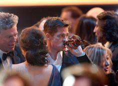 - Brad Pitt přestal pít a Angelina Jolie zastavila rozvod! Brad Pitt, Shiloh Jolie, Jolie Pitt, Sigma Chi, Brad And Angelina, Angelina Jolie, Hollywood Stars, Missouri, Christian Slater