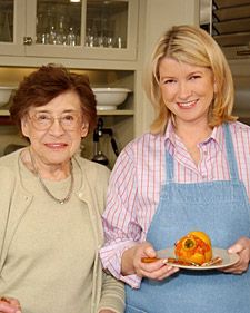 1000+ images about Mrs. Kostyra's Recipes (Martha Stewart's Mom) on ...